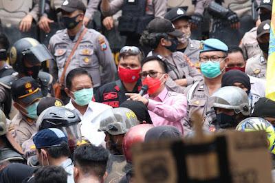 MJP Bakal Kawal Aspirasi Buruh dan Mahasiswa Terkait Omnibus LAW