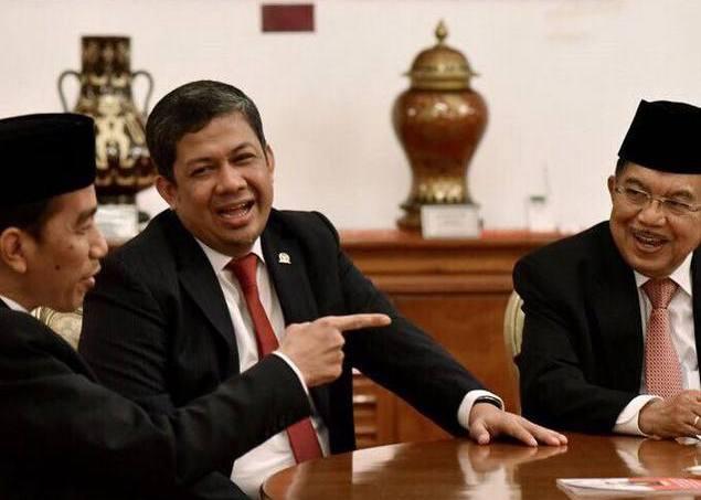 PKB: Cie Fahri Hamzah, Jadi Adem ke Jokowi