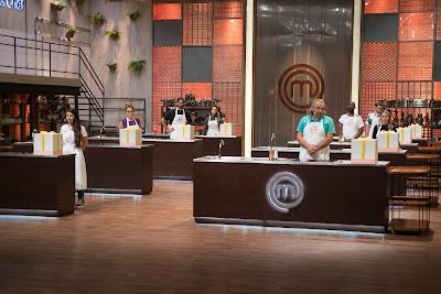 No 15º episódio, os cozinheiros amadores vão se deparar com uma prova muito emotiva. Crédtio: Carlos Reinis/Band