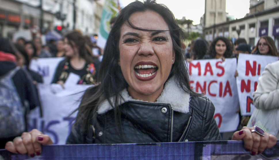 35 Photos Of Protesting Women That Portray Female Power