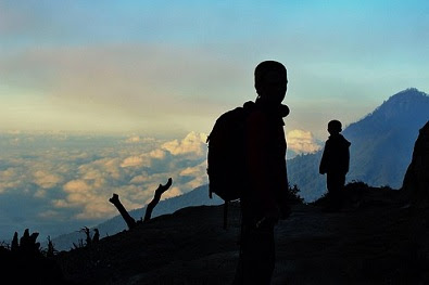How to get sunrise at mount ijen