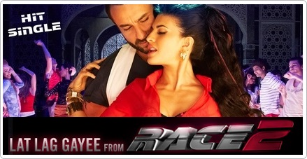 Race 2 songs in mp3 free download.
