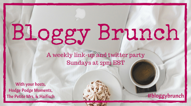 Bloggy Brunch #32