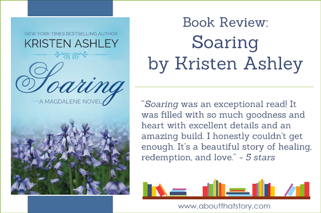 Book Review: Soaring by Kristen Ashley | About That Story