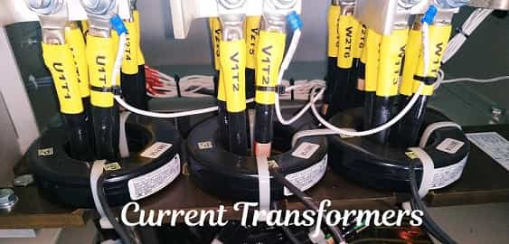 What is Current Transformer-Working principle