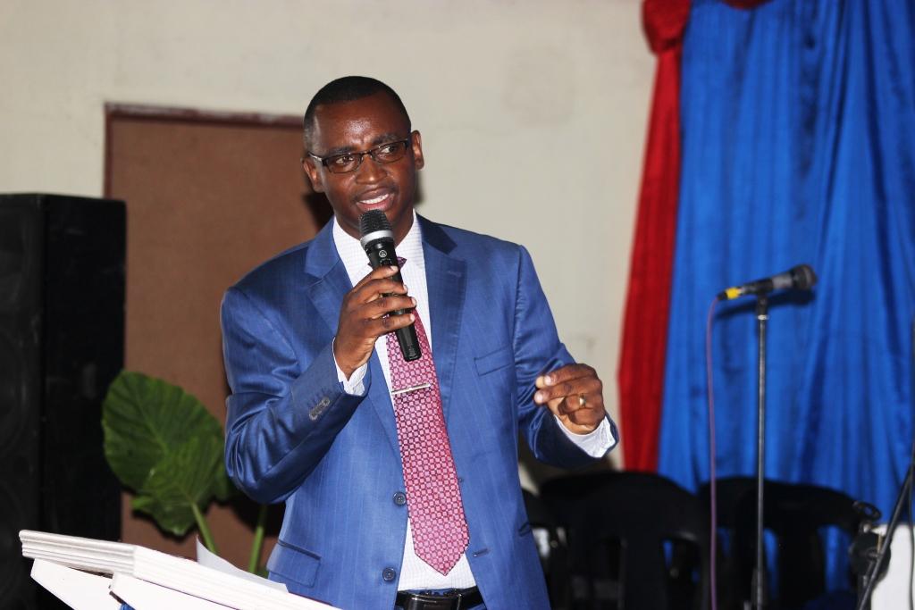 Overseer A. Madawo of Apostolic Faith Mission