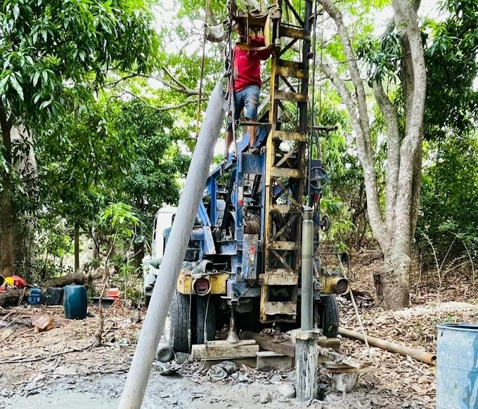 Inapa San Juan ejecuta proyecto para aumentar agua del acueducto de Las Matas de Farfán