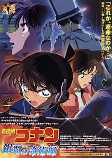 名探偵コナン 劇場版 | 第8作 銀翼の奇術師 Magician of the Silver Sky | Detective Conan Movies | Hello Anime !