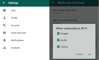 How to, download, whatsapp, media, photos, audio, video, android, ios