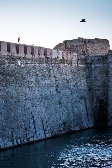 Foso de San Felipe en Ceuta