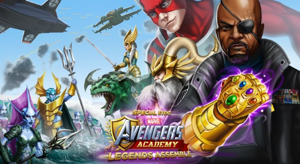 Download Game MARVEL Avengers Academy v1.13.2 Mod Apk Terbaru