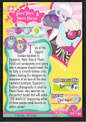 My Little Pony Hoity Toity & Photo Finish Series 1 Trading Card