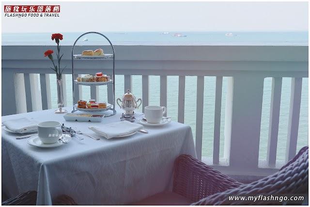 Penang English Afternoon Tea / 槟城 E&O 海景下午茶品食记