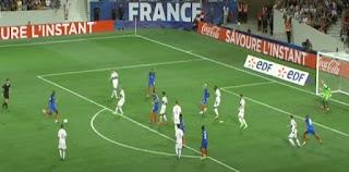 لوكسمبورج تحقق تعادلاً تاريخياً أمام فرنسا