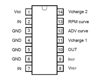 SCHEMATIC: IC MB4213