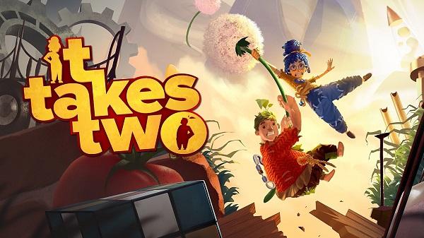 تحميل لعبة It Takes Two للكمبيوتر تورنت