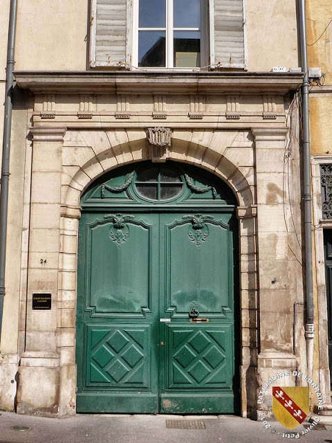 NANCY (54) - Rue Saint-Michel