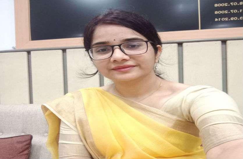 Swati Meena IAS  Rank