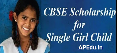 CBSE scholarship for single girl child 2018: Application deadline extended, check all details here
