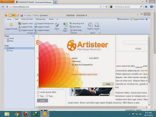 Tentang Artisteer Automated Web Designer