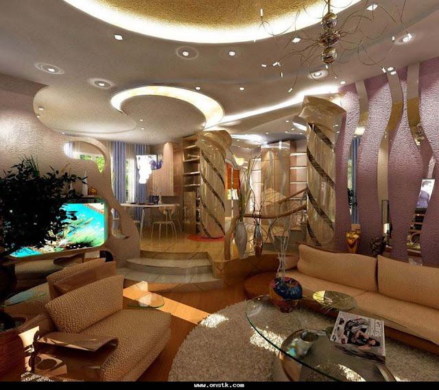 تصميم ديكور منزلي - فلل شقق (٦)