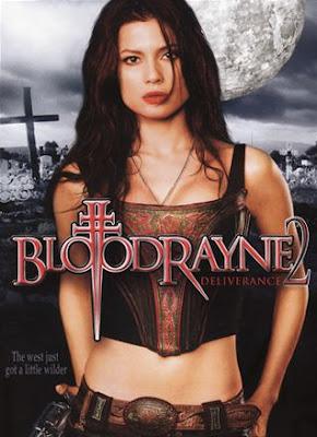 Natassia Malthe BloodRayne Movie Poster - Fashion Style