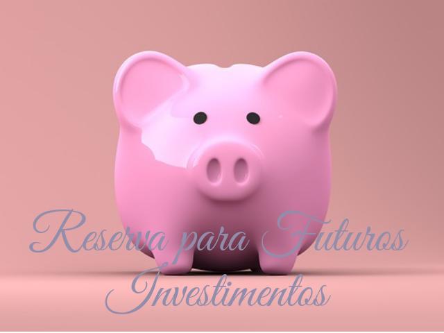 economizando e investindo no meu blog