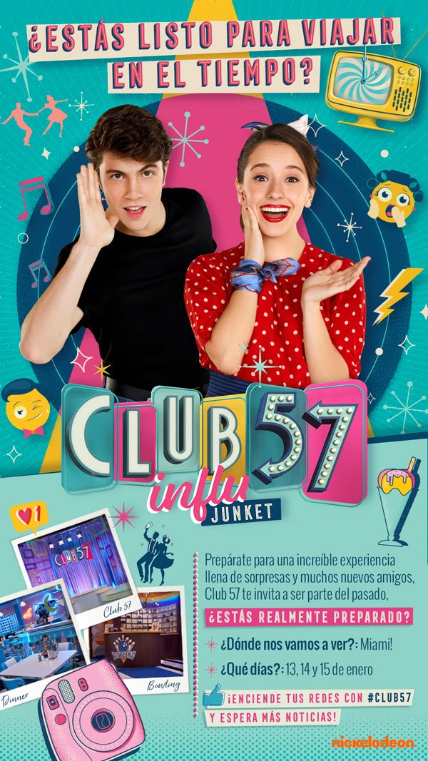 Club 57   Campaña De Lanzamiento