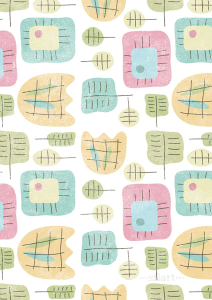 Blueten, Muster, Sommer, Pattern