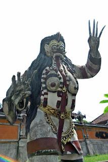 5 Hantu dan Makhluk Mitos yang Melegenda di Bali