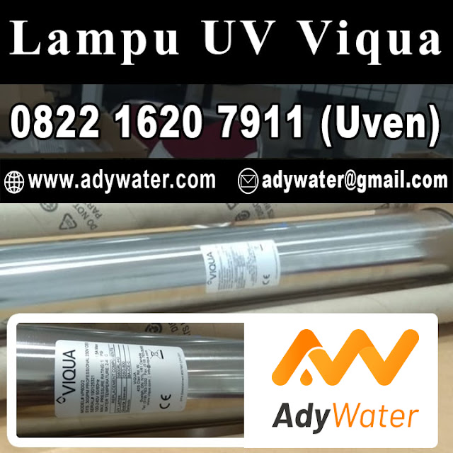 0822 1620 7911 Jual Lamu Uv Viqua Di Jakarta Ady Water