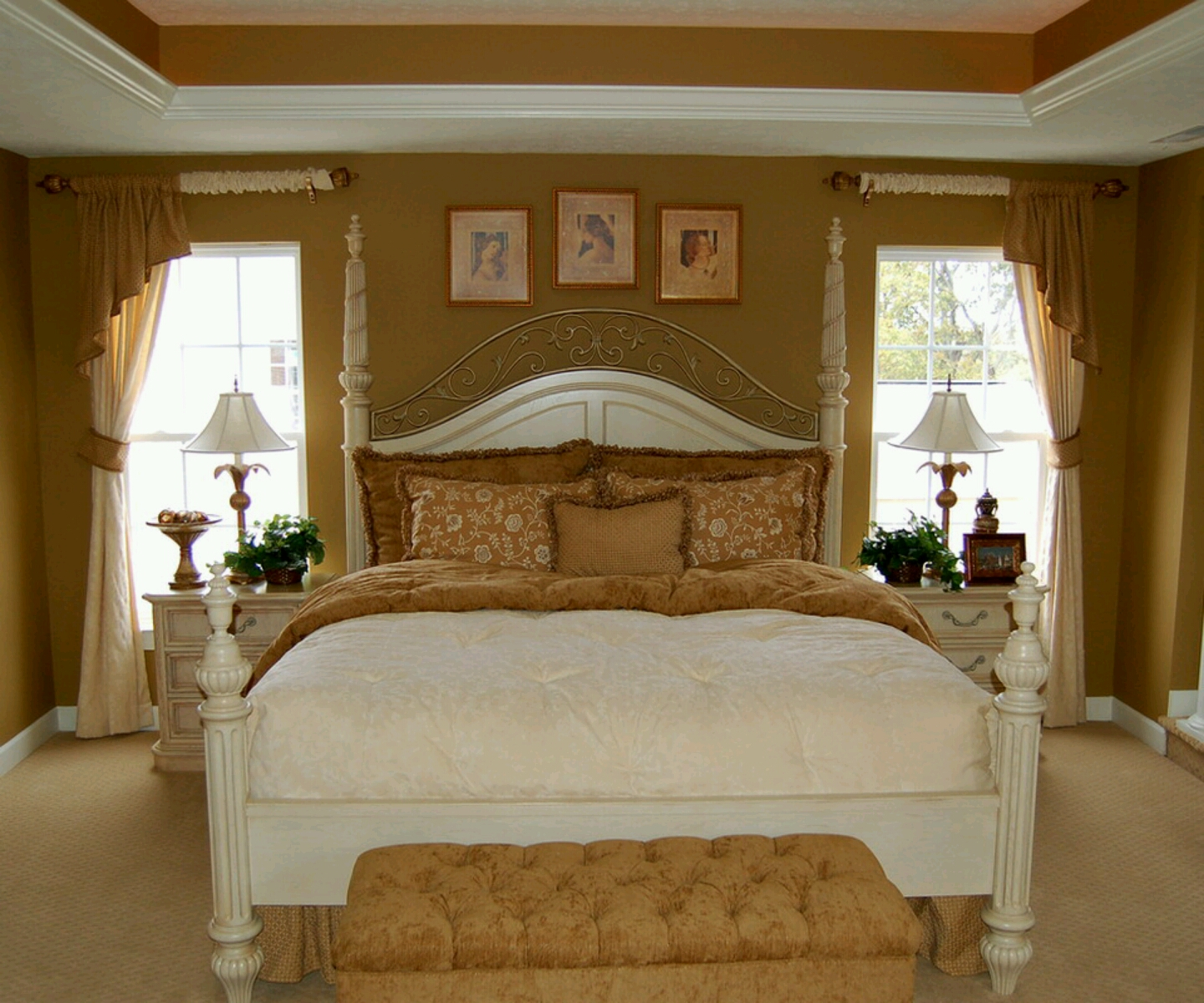 New Furniture Home: Modern Beautiful Bed Designs
