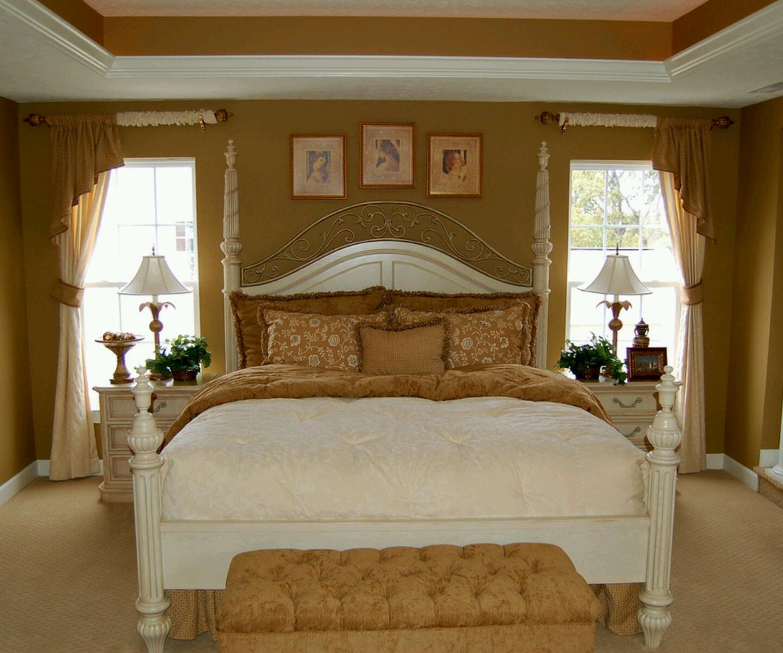 Modern Furniture Modern Bed Designs Beautiful Bedrooms: New Furniture Home: Modern Beautiful Bed Designs