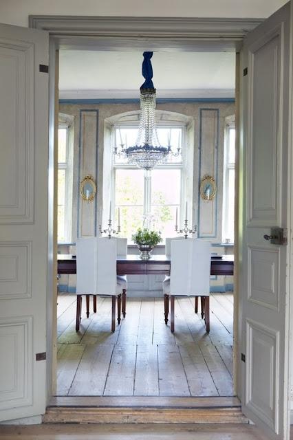 Olive Amp Gray Rustic Chic Interior Design