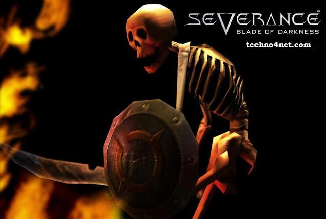 لعبة severance :blade of darkness تحميل برابط مباشر
