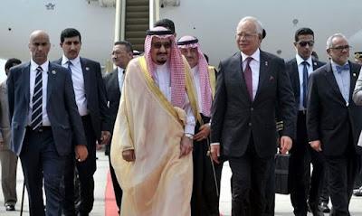 Pasca Dikunjungi Raja Salman, Malaysia Dikecam Iran