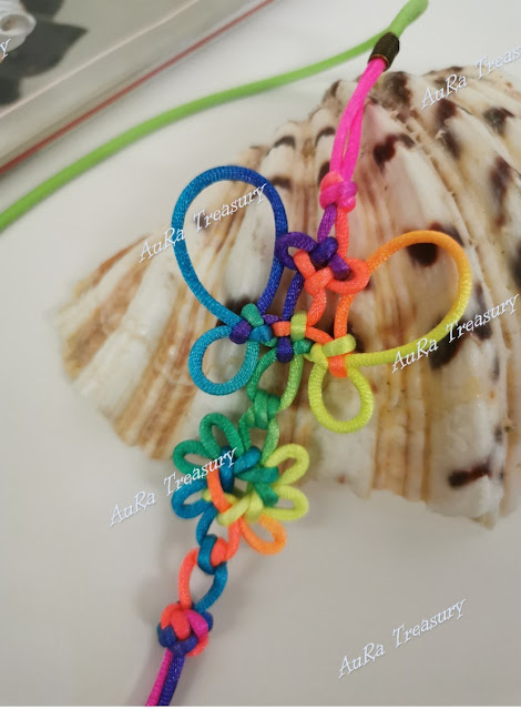 Dragonfly Knot Round Brocade Knot
