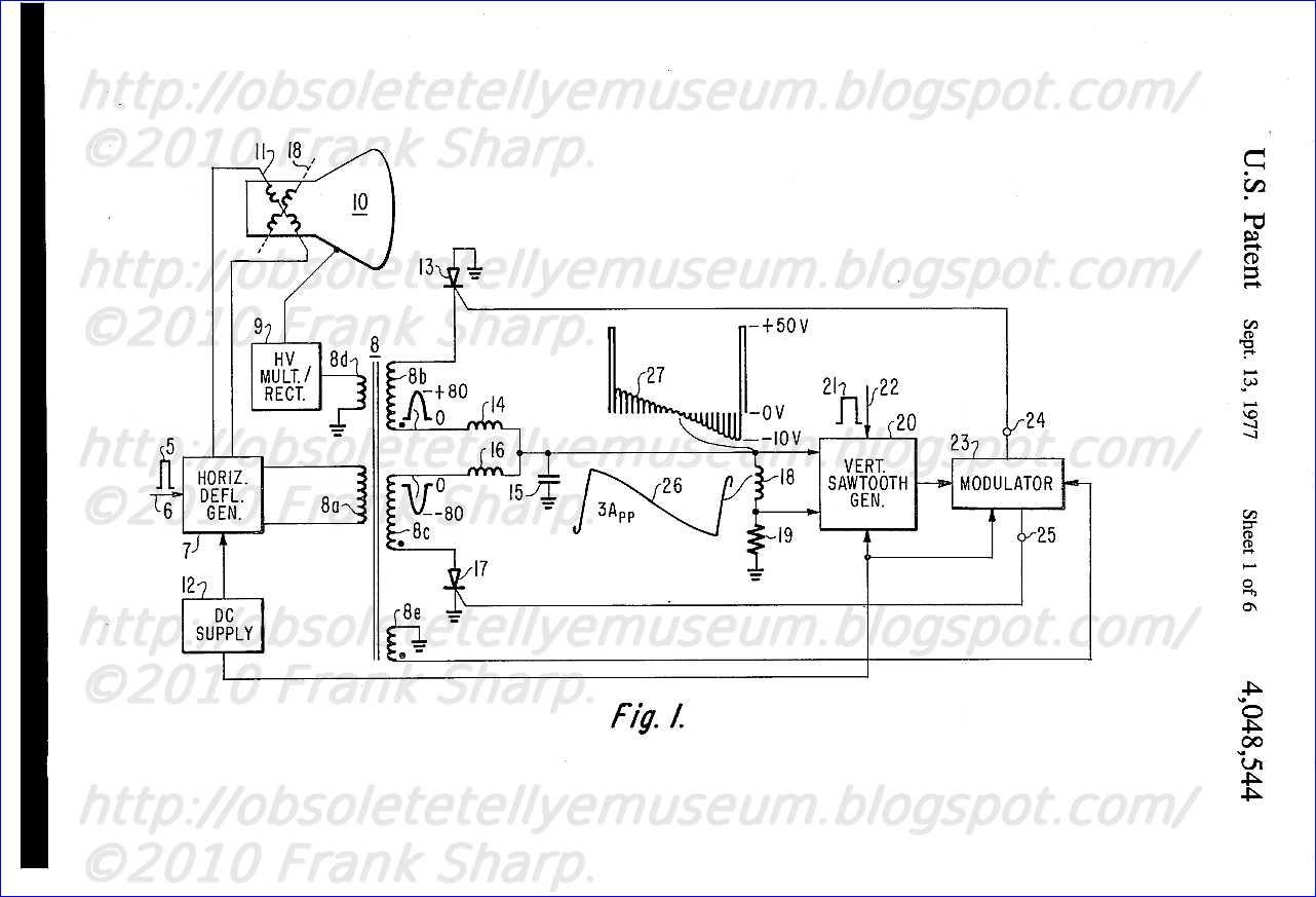 Obsolete Technology Tellye Siemens Bildmeister Fc573 7