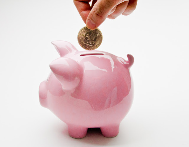 Piggybank savings