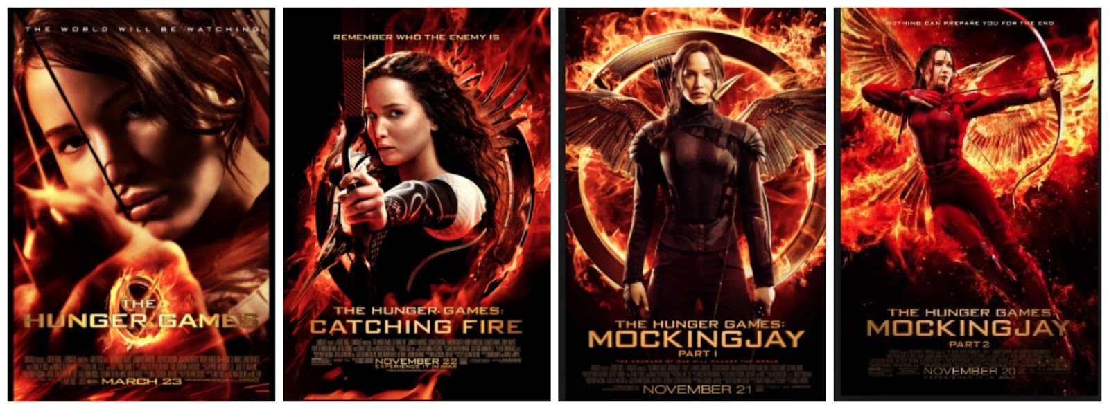 The Hunger Games | Film Series - IMDb