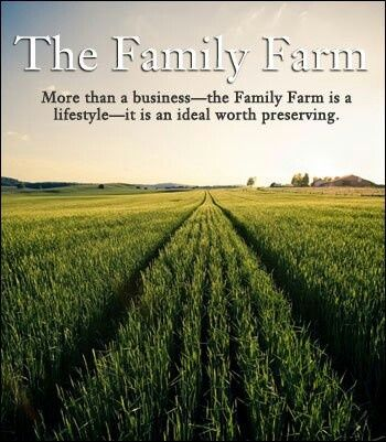 The Family Farm More Than Business