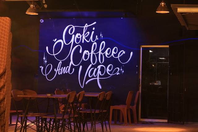 goki coffee and vape purwokerto