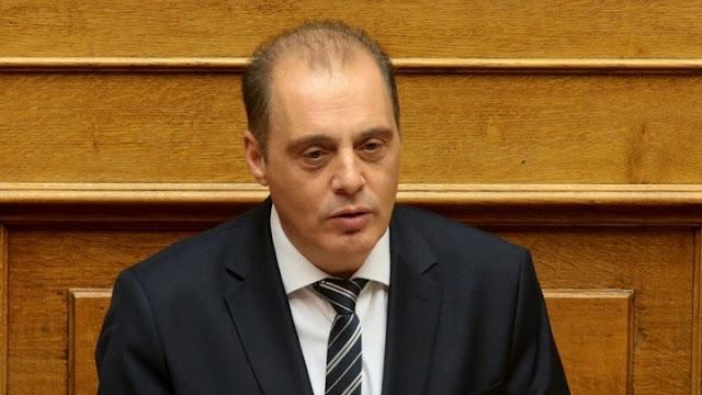 Για τον κίνδυνο λειψυδρίας στην Καλαμάτα κατέθεσε ερώτηση στη βουλή ο Βελόπουλος