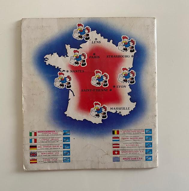 quarta di copertina francia 84
