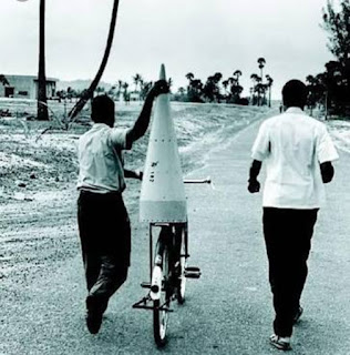 India's first rocket