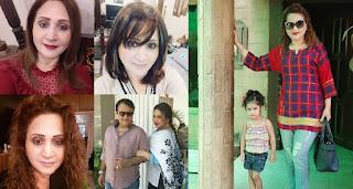 Legendary Actress Asma Abbas Gorgeous New Pictures