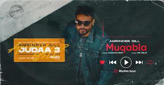 Muqabla Lyrics in English – Amrinder Gill | Judaa 3