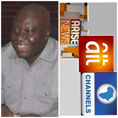 See why NBC Fine AIT, Arise News, and Channels TV Stations on lekki Shooting
