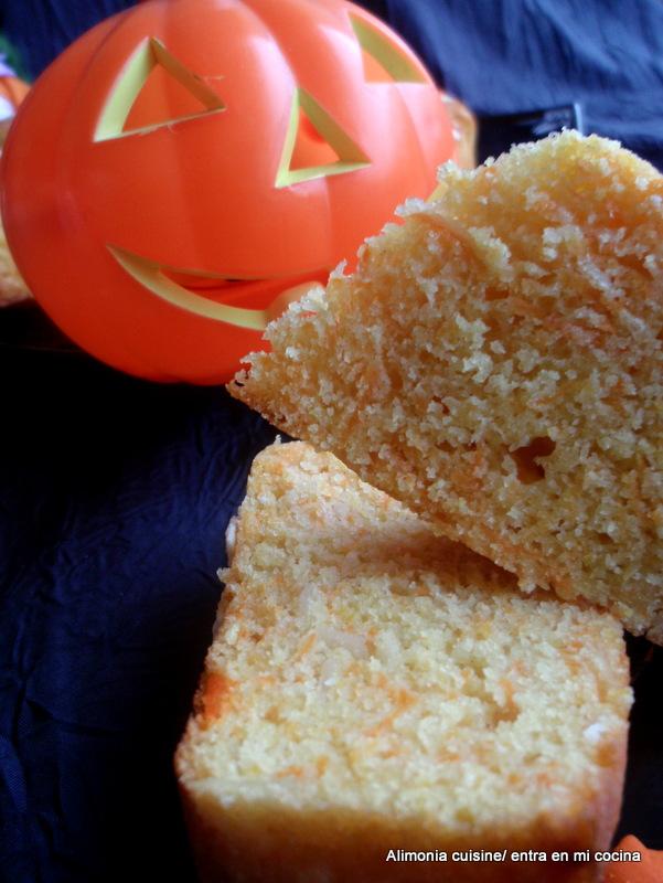 Cake De Citrouille Sal Ef Bf Bd