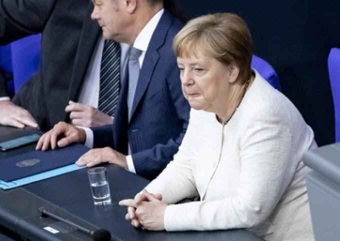 В Германии задумались, что делать с больной Меркель и сравнивают ее с Брежневым
